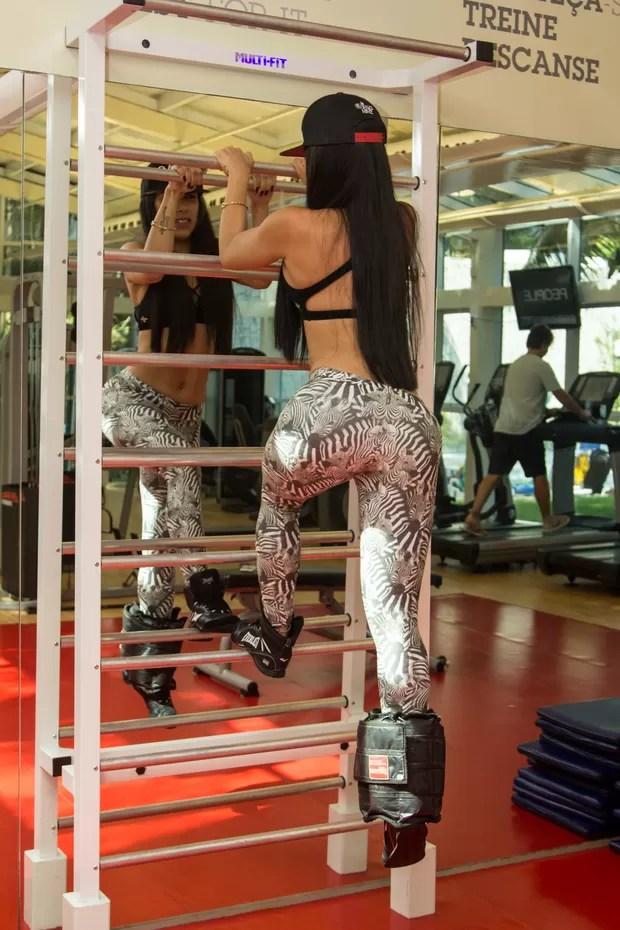 Priscila Rocha (Foto: MF Models Assessoria/Divulgação)
