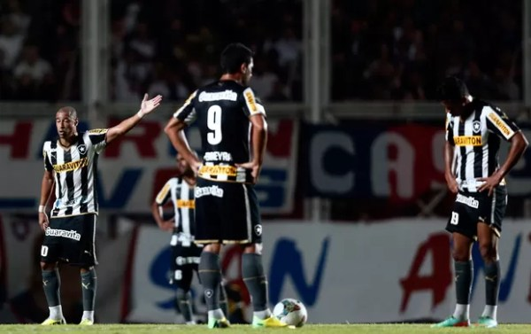 San Lorenzo x Botafogo (Foto: Reuters)