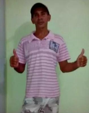 Luiz Alfredo está desaparecido desde sexta-feira (1) (Foto: Arquivo da Família)