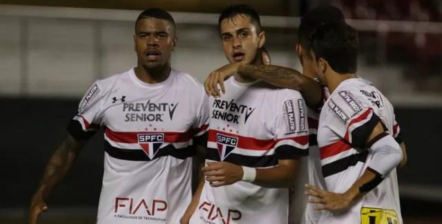 Pedro São Paulo Bahia Copa do Brasil sub-20 (Foto: Newton Menezes / Futura Press)
