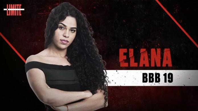 Elana é uma das participantes do 'No Limite' — Foto: Globo
