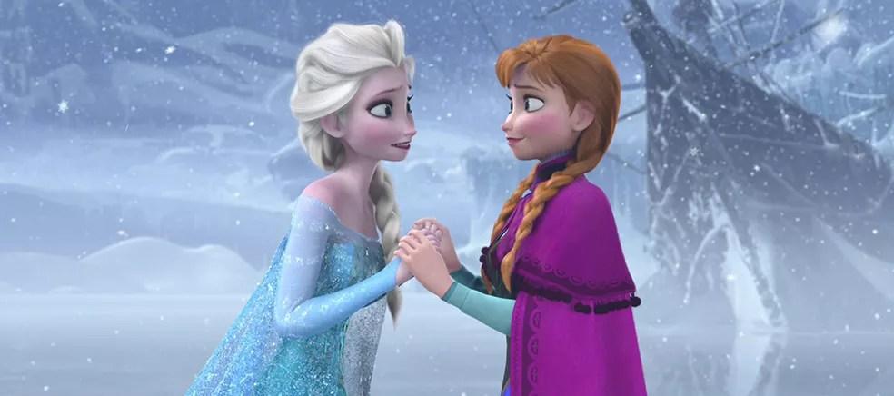 Temperatura Máxima do dia 24 traz Frozen, filme que conquistou milhares de crianças com a história da destemida princesa Anna (Foto: Divulgação/ Reprodução)