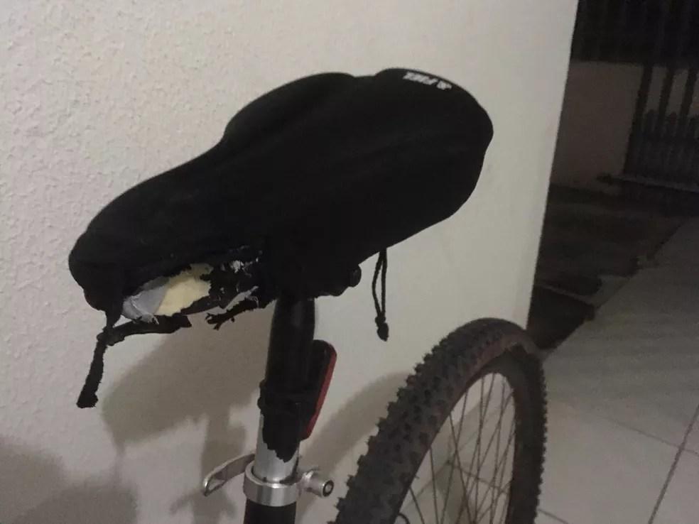Ciclista foi atingido durante passeio com amigos — Foto: Corpo de Bombeiros/Divulgação