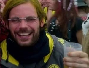 Klopp carnaval alemão (Foto: Globoesporte.com)