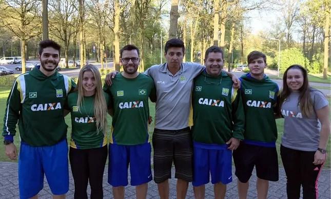 Seleção Brasileira de BMX