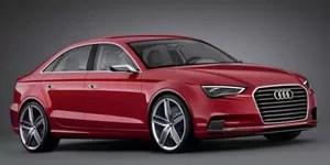 Audi A3 Sedan Concept (Foto: Divulgação)