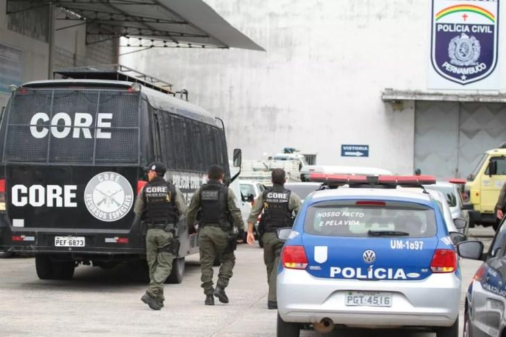 Operação Caça Fantasmas investigou desvios em Carpina (Foto: Marlon Costa/Pernambuco Press)