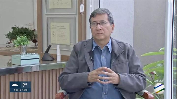 Médico de MS faz alerta sobre depressão — Foto: TV Morena/Reprodução