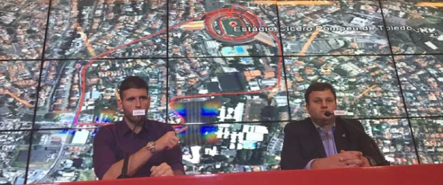 Tricolor Run São Paulo (Foto: Marcelo Hazan)