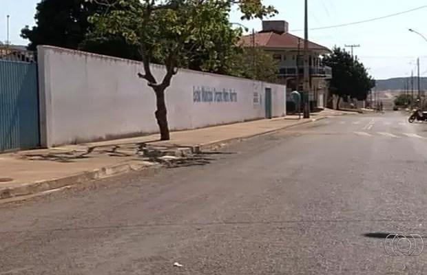 Professor de educação física é preso suspeito de estuprar meninas em Caldas Novas, Goiás (Foto: Reprodução/TV Anhanguera)