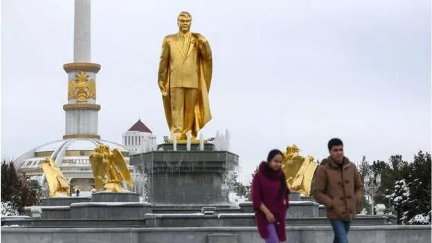 BBC - O governo do Turcomenistão baniu a palavra coronavírus (Foto: Getty Images via BBC News)