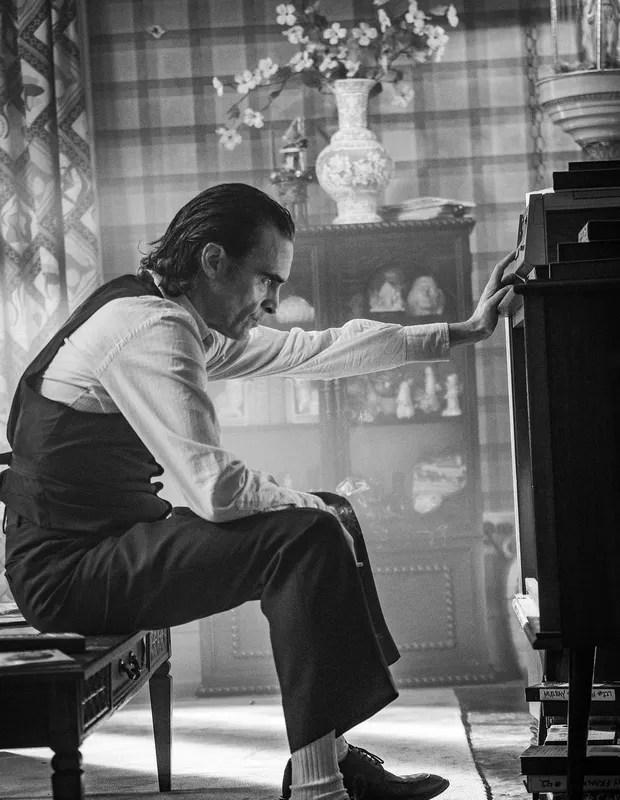 Joaquin Phoenix como o Coringa (Foto: Reprodução Instagram)