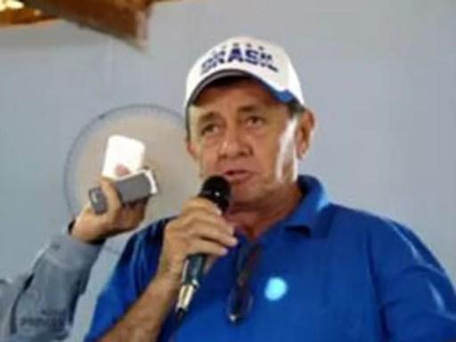 Manoel Botinha foi alvo de vários disparos de arma de fogo (Foto: Focoelho.com)