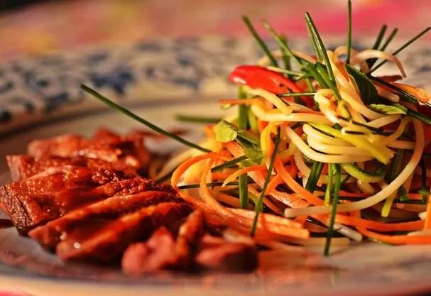Espaguete de grão de bico (Foto: Divulgação)