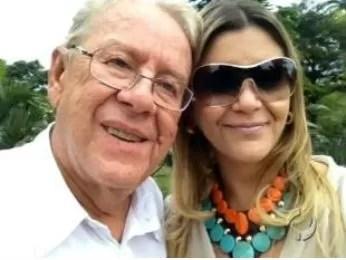 Casal foi encontrado morto na manhã de quarta-feira (24), em Londrina (Foto: Reprodução / RPC TV)