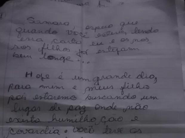 Resultado de imagem para Pai provoca acidente e perde vida com os 4 filhos, deixa carta para a ex esposa falando o motivo pelo qual fez aquilo.