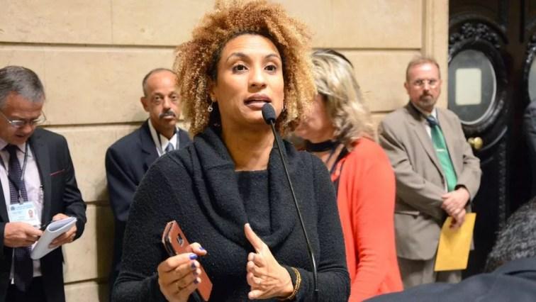 Assassinato de vereadora carioca Marielle Franco provocou debate sobre direitos humanos nas redes sociais (Foto: Renan Olaz/CMRJ)