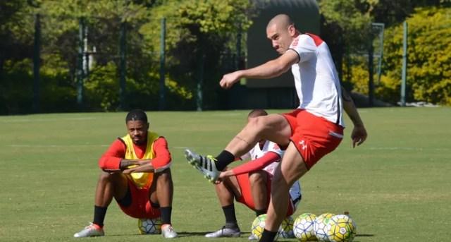 Maicon São Paulo (Foto: Felipe Espíndola / site oficial do São Paulo FC)
