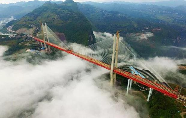 As maiores pontes do mundo: 10 construções que impressionam (Foto: Reprodução / Getty Images)