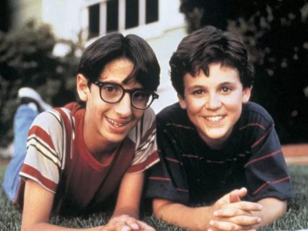 Josh Saviano ao lado de Fred Savage em cena de 'Anos Incríveis (1988 - 1993) (Foto: Divulgação)