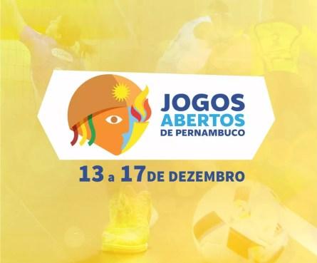 Jogos Abertos acontecem em Serra Talhada (Foto: Divulgação / Jogos Abertos)