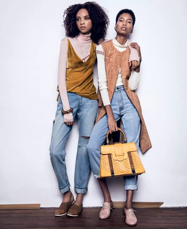 Use a mom jeans de um jeito chique (Foto: Fred Othero/Styling: Fernanda Ary)