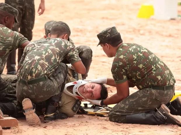 Será que Théo vai ficar bem? (Foto: Salve Jorge/TV Globo)
