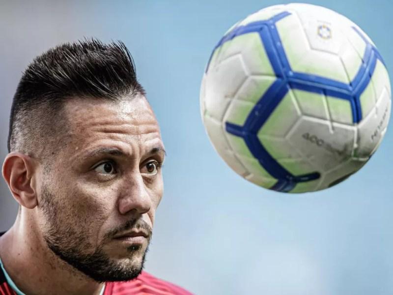 Diego Alves, do Flamengo — Foto: André Mourão / FOTO FC