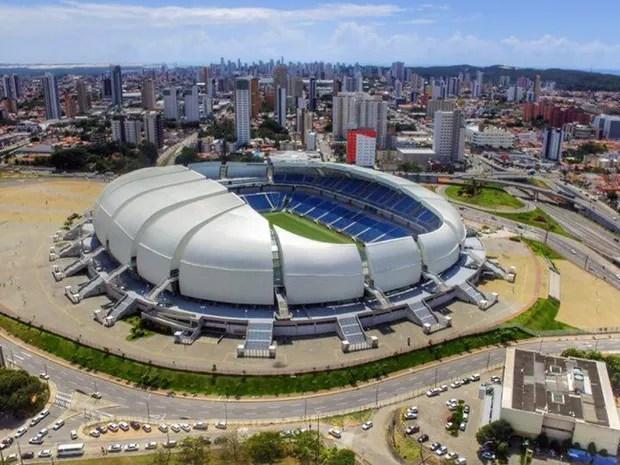 Arena das Dunas (Foto: Ney Douglas)