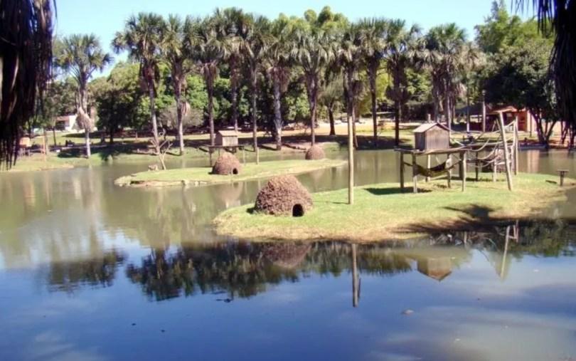 Zoológico de Goiânia funciona normalmente neste feriado de Nossa Senhora Aparecida (Foto: Divulgação/Prefeitura de Goiânia)