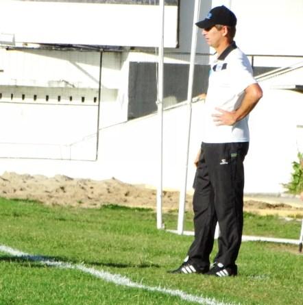 Janduir Lira vai comandar o Porto (Foto: André Ráguine / GloboEsporte.com)