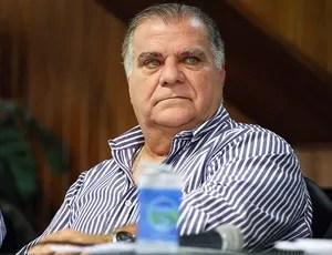 Odilio Rodrigues vice presidente Santos (Foto: Pedro Ernesto Guerra Azevedo/Divulgação Santos FC)