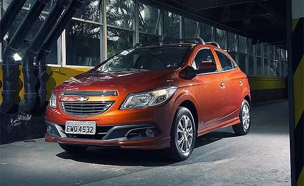 Motor do Chevrolet Onix tem passado por reparos silenciosos nas oficinas da GM (Foto: Fabio Aro/Autoesporte)