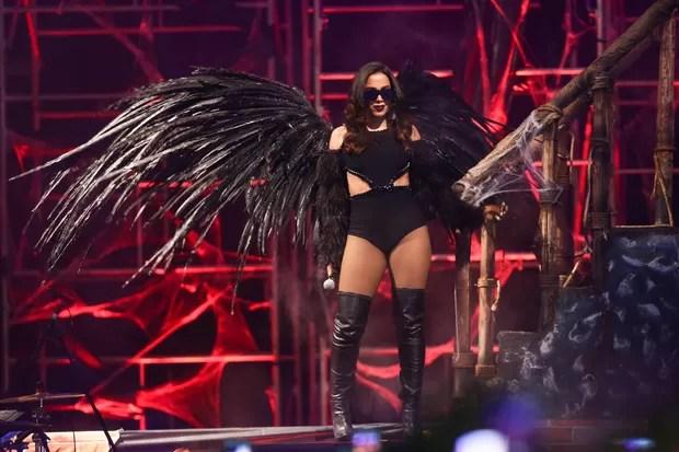Anitta em show no Rio (Foto: Manuela Scarpa/Photo Rio News)