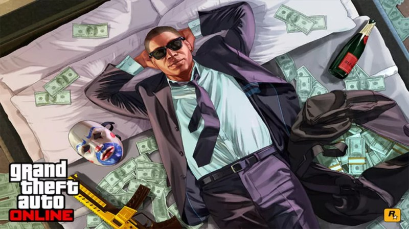 Segundo o CEO da Take-Two Interactive, GTA 6 não será adiado devido ao sucesso de GTA 5 e GTA Online — Foto: Divulgação/Rockstar Games