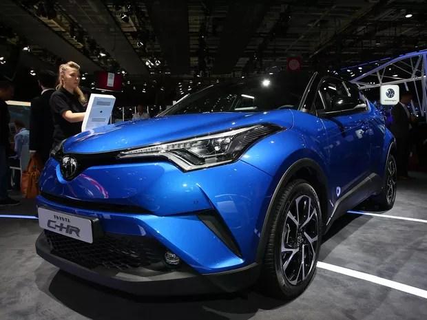 Toyota CH-R (Foto: Divulgação/Newspress)