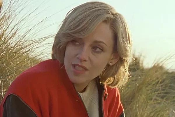 Actress Kristen Stewart as Princess Diana in the film Spencer (2021) (Photo: Reproduction)