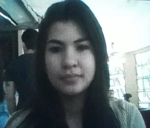 Lidia Burgos, assassinada por Marcelo Piloto dentro da cela onde estava preso, no Paraguai — Foto: Polícia Civil do Paraguai/Divulgação
