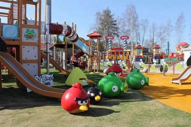 Parque terá inauguração oficial em 8 de junho (Foto: Divulgação)