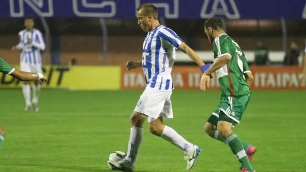 Avaí x Palmeiras Marquinhos (Foto: Jamira Furlani/Avaí F.C.)