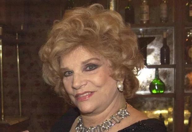 A atriz Tônia Carrero, de 95 anosm, teve uma parada cardíaca durante uma cirurgia (Foto: TV Globo/Divulgação )