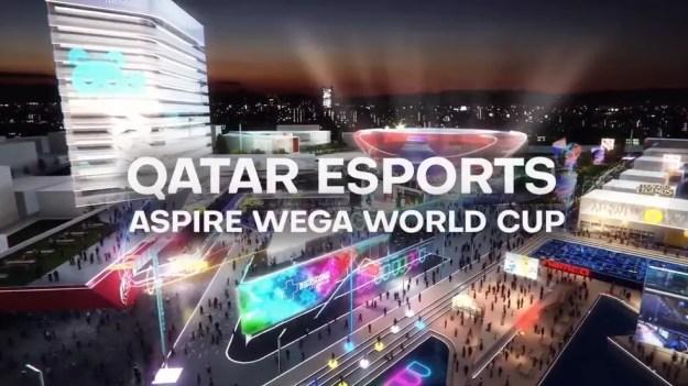 Qatar eSports Aspire Wega World Cup — Foto: Reprodução / Gulf-Times