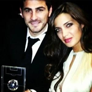 casal Sara Carbonero e Iker Casillas (Foto: Reprodução / Instagram)