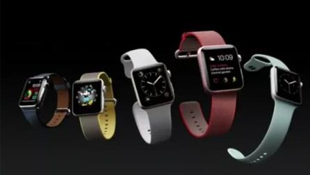 Linha do Apple Watch 2 (Foto: Divulgação / Apple)