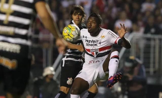 Kelvin São Paulo (Foto: Rubens Chiri / saopaulofc.net)