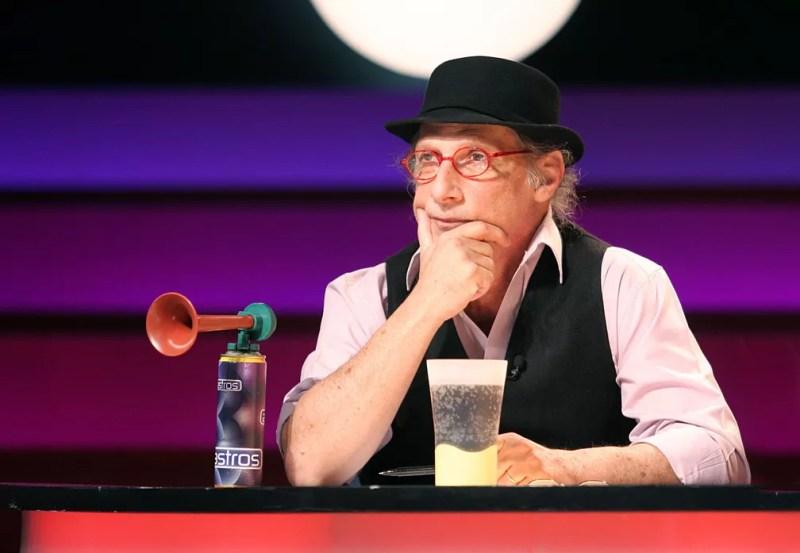 Arnaldo Saccomani foi jurado de programas de TV no SBT — Foto: Roberto Nemanis