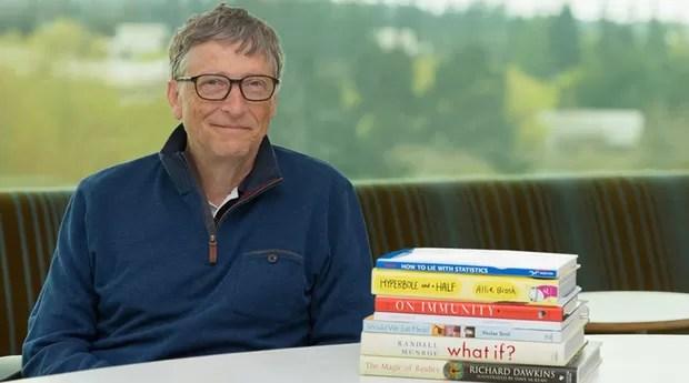 Bill Gates (Foto: Divulgação)