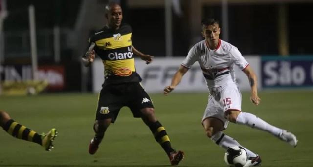 João Schmidt São Paulo (Foto: Rubens Chiri / site oficial do São Paulo FC)