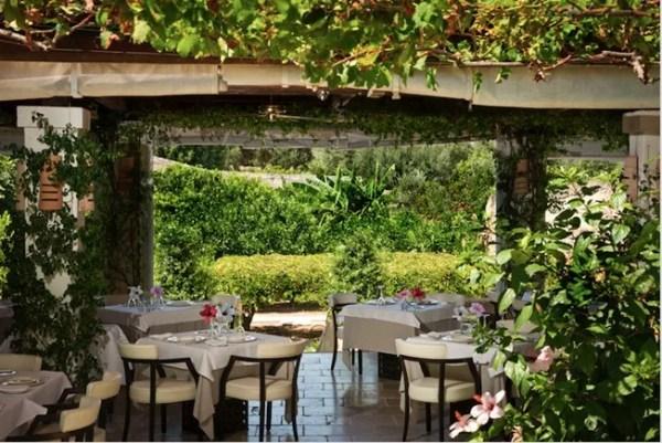 O hotel Masseria Torre Maizza, na Puglia, Itália (Foto: Divulgação)