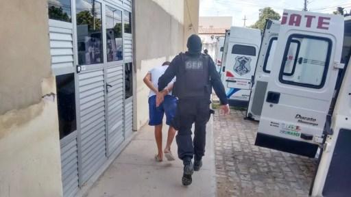 CDP de Assu foi desativado neste final de semana e presos transferidos  (Foto: G1/RN)